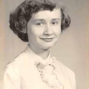 Dorothy Yurick Obituary Photo