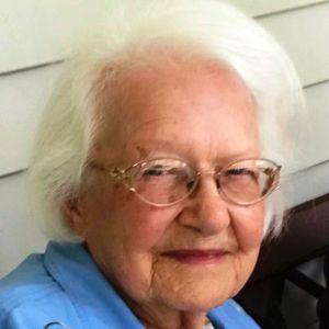 Margaret Pauline Feucht
