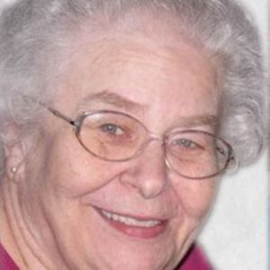 Lucile T. Hébert Obituary Photo