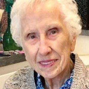 """Letitia """"Letty"""" Leathern Obituary Photo"""