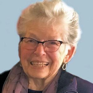 """Patricia  Ann """"Patt"""" (Mapes) Brown"""