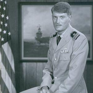 Captain Edward Sowers Schweizer, USN