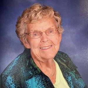 Edna May Stamper Obituary Photo