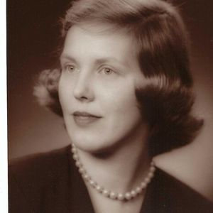 Doris E. (Johnson) Bamberg Obituary Photo