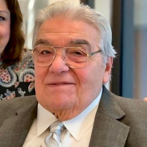 Mr. Peter Rocco D'Angelo Obituary Photo