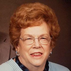 """Doris  B. """"Peggy"""" Briscoe"""
