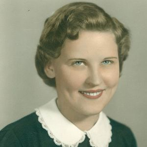 Shirley Agnes McCulloch