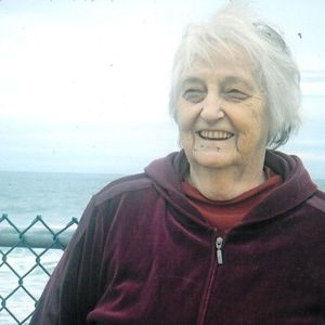 Jean B. Stocks Obituary Photo