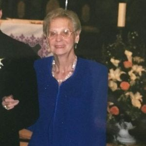 Madeleine (nee Giordano) Nowrey Obituary Photo