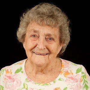 Thelma Elliott Obituary Photo