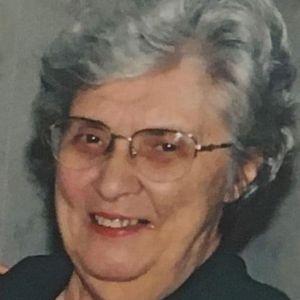 Helen J. McCauley Obituary Photo