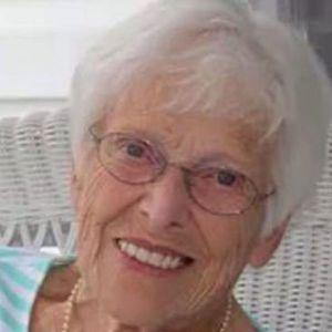 Frances Clark Obituary Photo