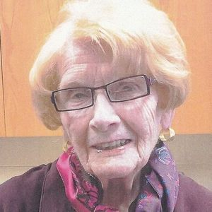 "Edwina ""Winnie"" Welton Obituary Photo"