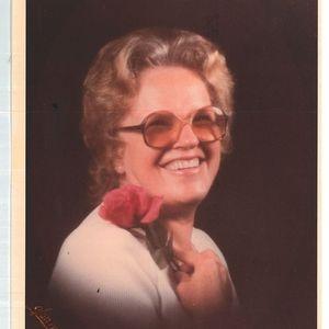 Rose Fisher Obituary Photo