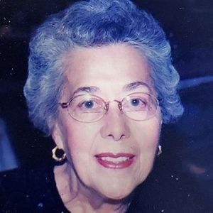 Mrs. Mary B. (Martin) Perry Obituary Photo