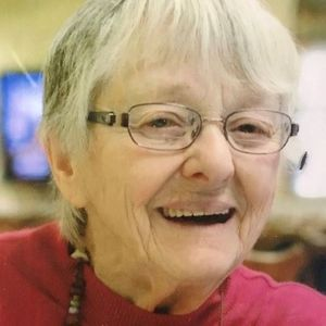Ruth M. Buckingham-McClean