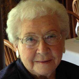 Lucille A. Porter (nee Penfound)