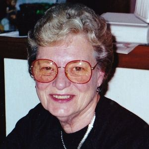 Eva P. (Allen) Lewis Obituary Photo