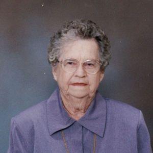 Myrtle Rownd Durand