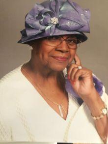 Ms.  Thelma  Ruth Kirby Peacock