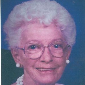 Mrs. Mary Jane Clair Pincombe