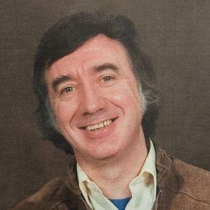 "Robert ""Robin"" Harbinson Obituary Photo"