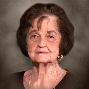 Shirley June Robertson Milton