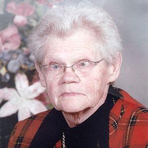 Eunice Voetberg Obituary Photo