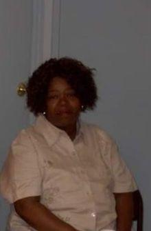 Ms. Irene Porter Blackmon Strickland