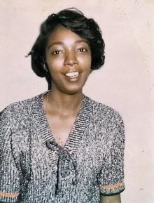 Ms. Glendlyn Sherrill Sanders