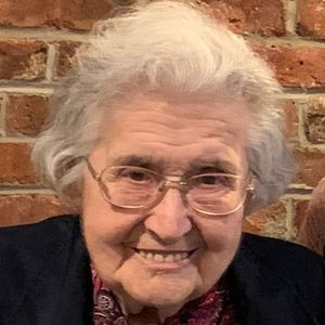 Mildred F. Tolles Obituary Photo