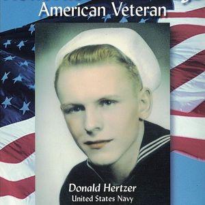 Donald Hauck Hertzer