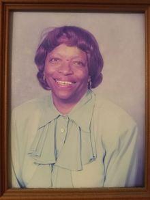 Ms. Dorothy Mae Rawlings  Brooks
