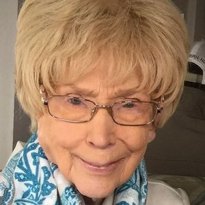 Evelyn Joan Squires