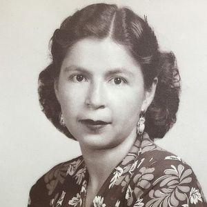 Zoila Ramirez Leon Obituary Photo