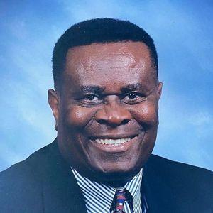 Edem Asuquo Ekong Obituary Photo