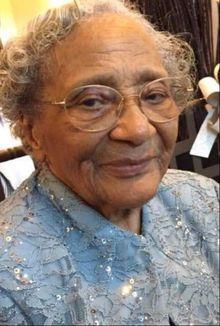 "Ms.  Vivian  ""Granny' Ruth Snow  Jones"