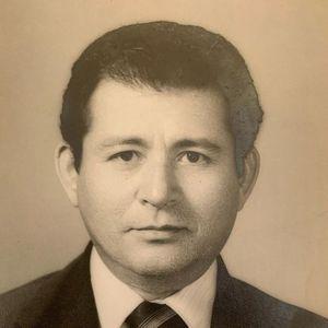 Raul Arturo Alvarado Pineda Obituary Photo