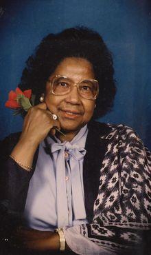 Ms. Annie  Mae Evans  Walker