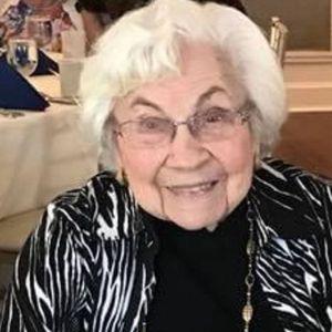 Henrietta (nee La Verghetta) Troiano Obituary Photo