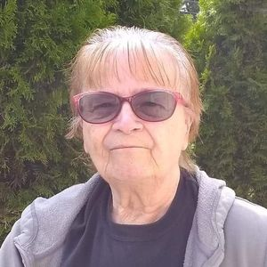 "Sarah  C.  ""Sally"" Foglio Obituary Photo"