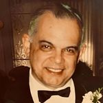 Portrait of Nicholas Joseph Gennaro