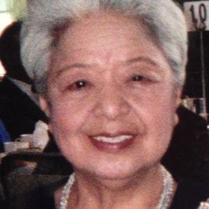 Teruko TAKEMORI Obituary Photo