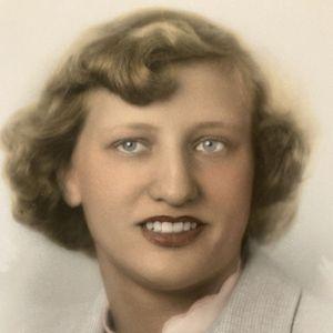 Agnes V. Pelcher