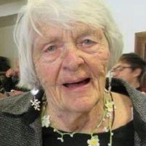 Edwina Pat Cowles Obituary Photo