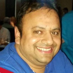 """Samik """"Prince"""" Chattopadhyay"""