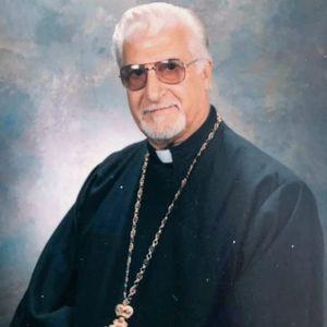 Very Reverend Archpriest Vazken G. Bekiarian