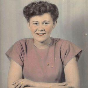 Laurette Gloria (LeBlanc) Millis