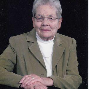 Mary Bouwman
