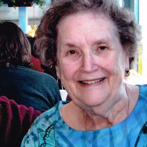 Doris Kathleen Campbell